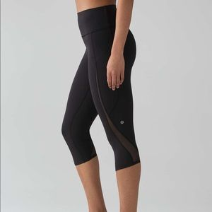 lululemon perfect pace crop